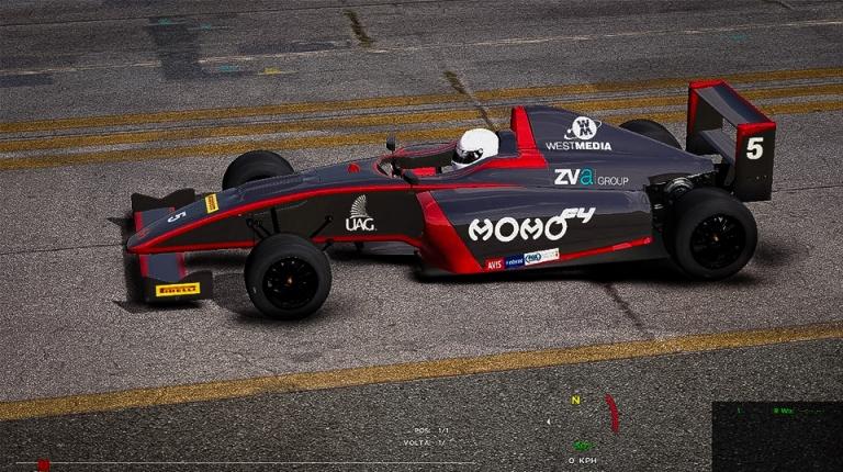 Simuladore de carreras f4