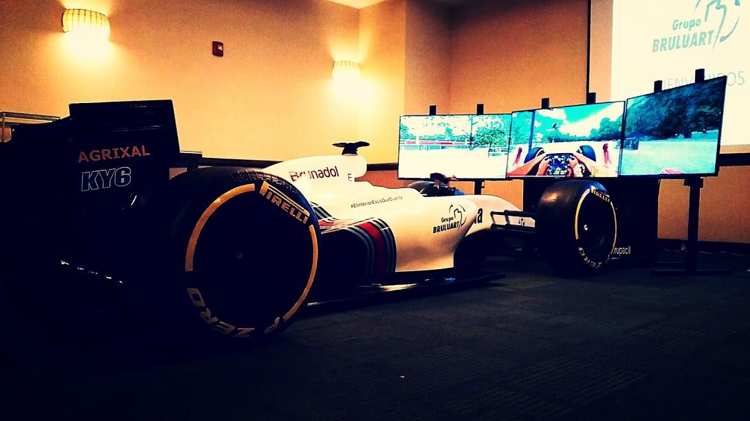Simuladores de carreras en venta