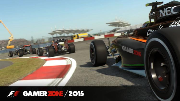 F1 simulador
