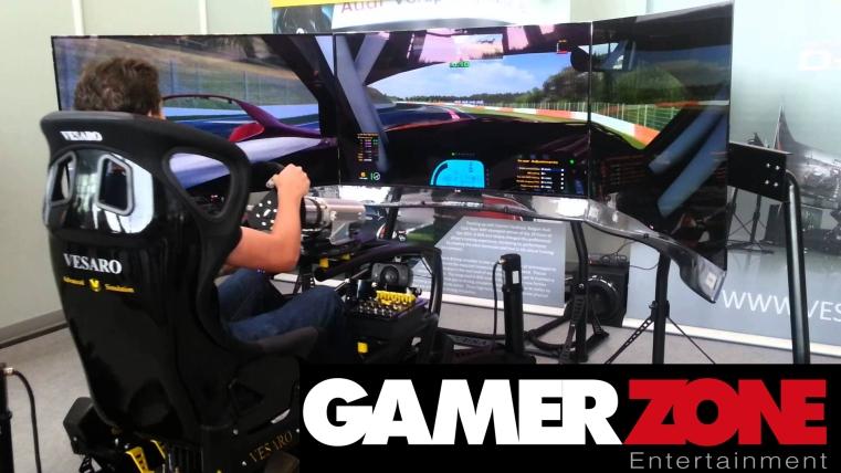 Simuladores de carreras Gamerzone