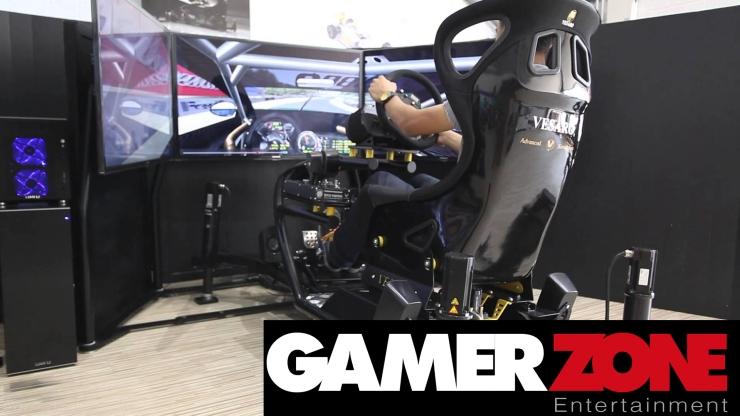 Gracias a nuestra tecnología en simuladores y replicas exactas de autos de carreras GamerZone se posiciona uno de los favoritos en creadores en simulación en cada categoría