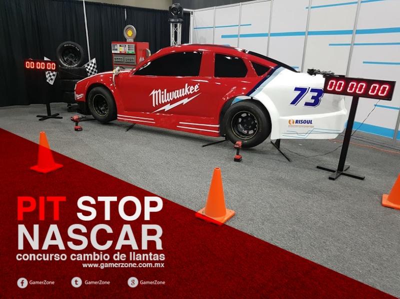 Simuladores de carreras NASCAR
