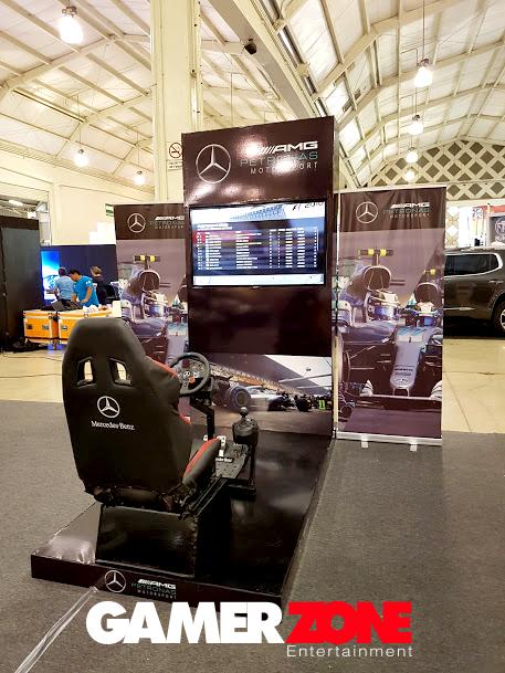 simuladores de carreras en renta