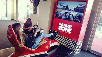 epresion del automobilismo en mexico, con los simuladores racing