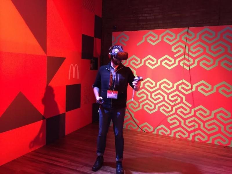 SIMULATION VR