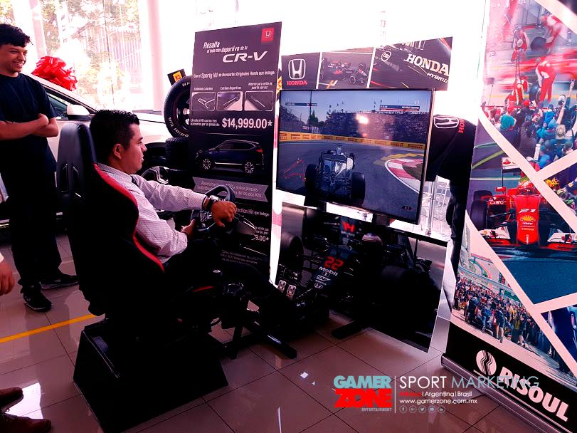 Simulador auto de carreras personalizados
